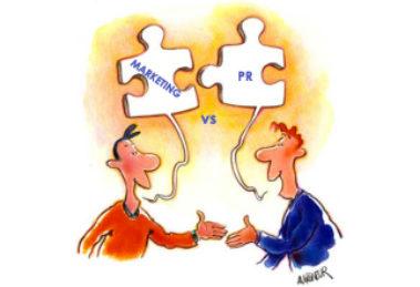 Razlike izmedju marketinga i PR-a