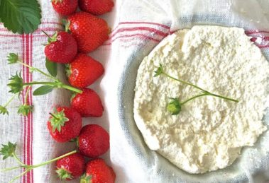 Recept za domaći rikota sir