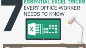 Korisni Excel trikovi za sve koji ga koriste [INFOGRAFIK]
