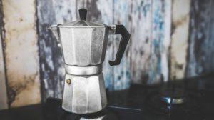 Moka kafa na italijanski način
