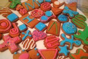 Medenjaci ili božićni kolači