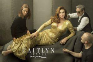 Caitlyn Jenner promo lice MAC šminke!