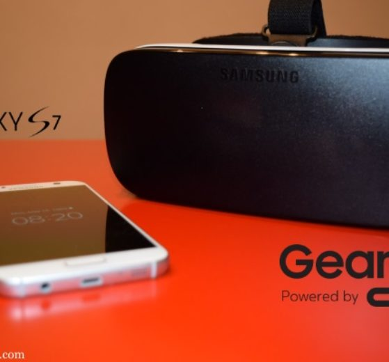 Samsung Galaxy S7 i Gear VR