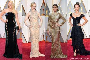 Oscars 2017 moda sa crvenog tepiha