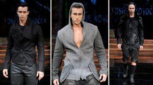 Vasilije Kovačev na njujorškoj nedelji mode