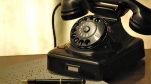 Božija telefonska sekretarica