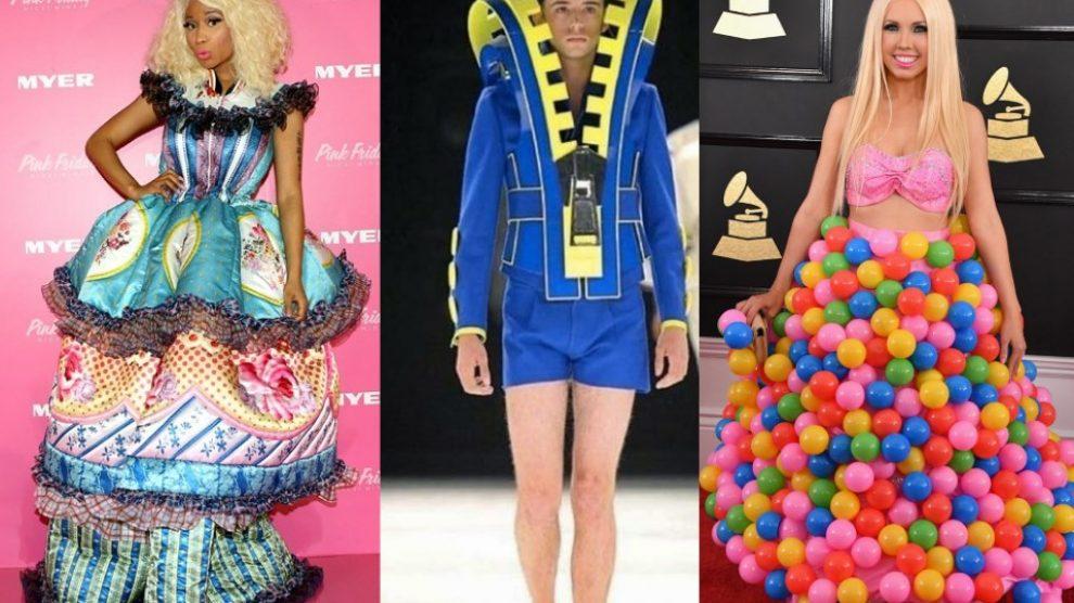 Top modni promašaji
