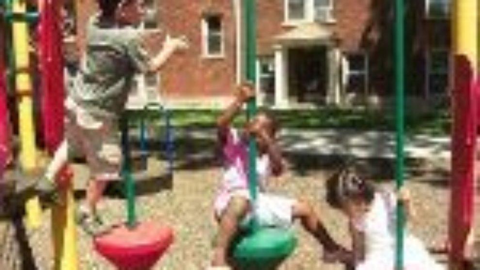 Navedite decu da vežbaju