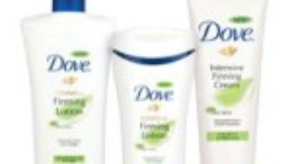 Dove Intensive Firming Losion