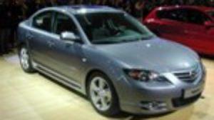 Mazda 3 najlepša!