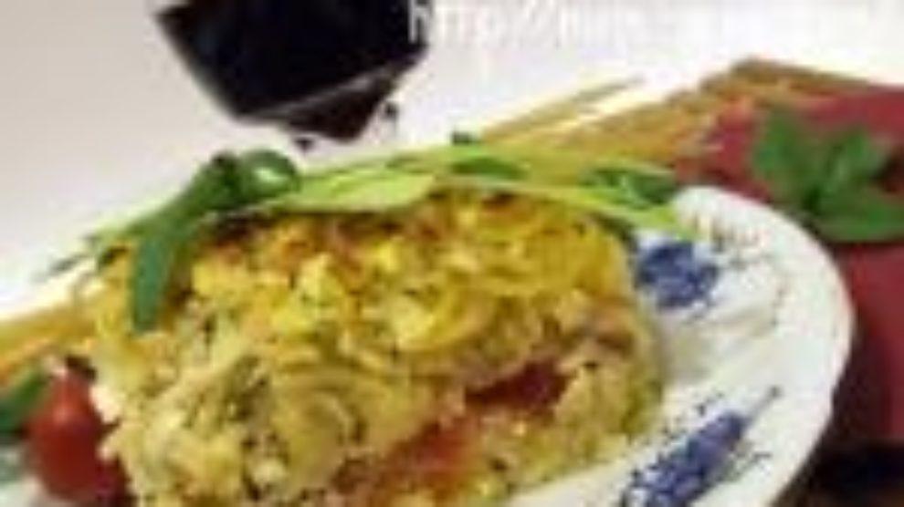 Pita od špageta