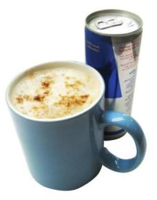 kofein i energetska pića