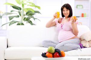 Kvalitetna ishrana u trudnoći