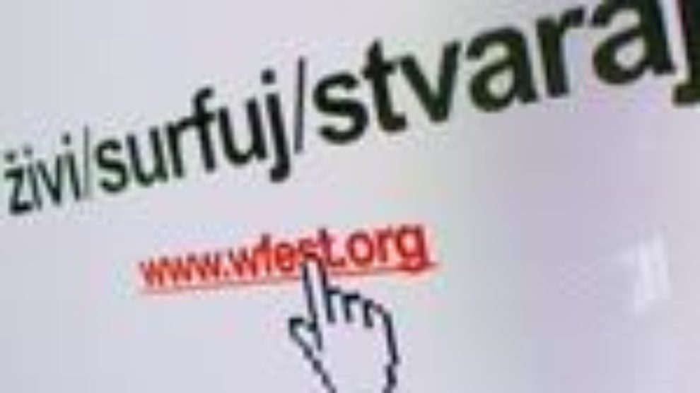 Organ Vlasti nominovan na Web Festu!
