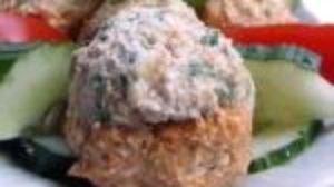 Loptice od sira i jetrene paštete