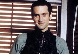 Robert De Niro kao Vito Korleone
