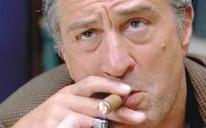 glumac Robert De Niro