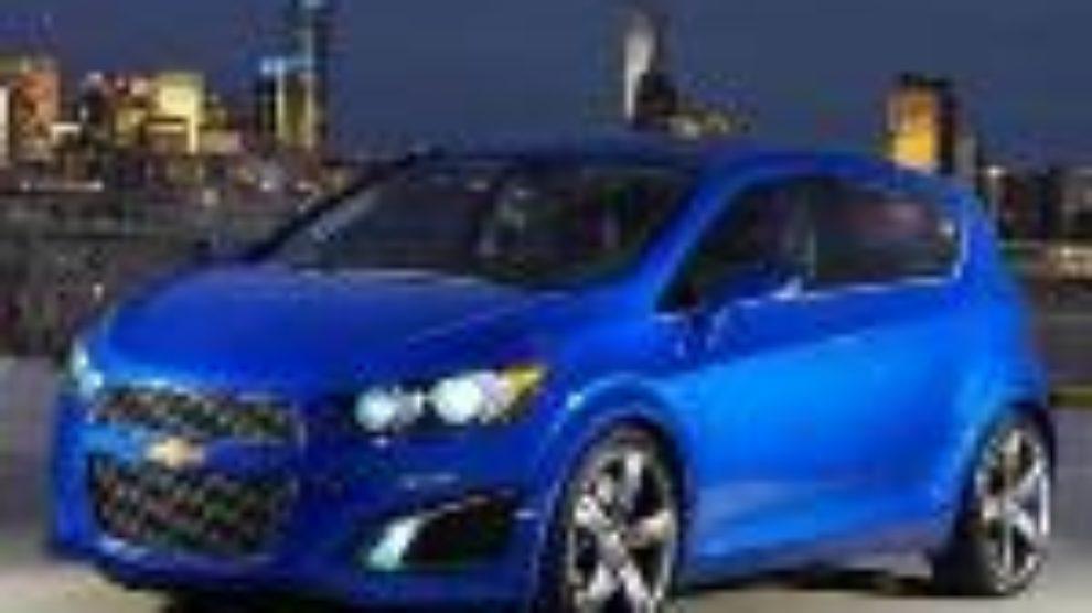 Novi Chevrolet Aveo