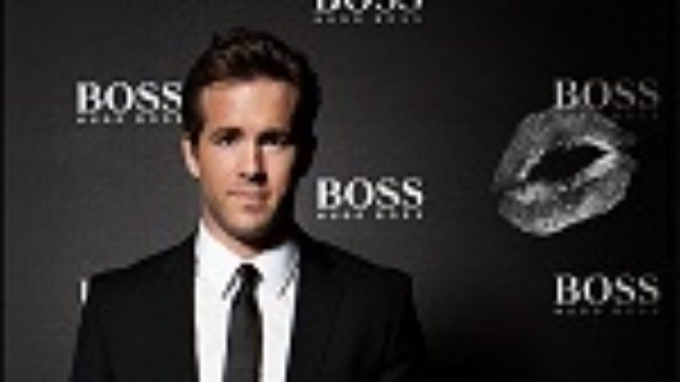 Rajan Rejnolds novo zaštitno lice Bossove kampanje