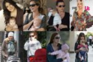 Celebrity mame: za vreme i posle trudnoće