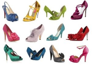 satenske cipele