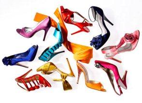 cipele od satena