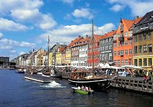 Kopenhagen obala