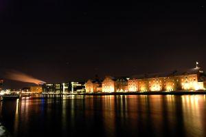 Kopenhagen noću