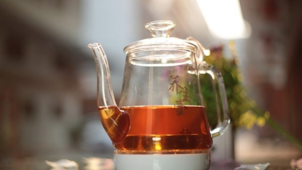 Crni čaj protiv opekotina