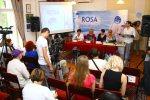 Rosa pomaže razvoj prve banke humanog mleka u Srbiji