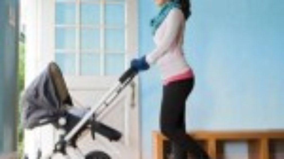 Vežbe za stomak za mame