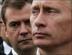 Putin i Medvedev