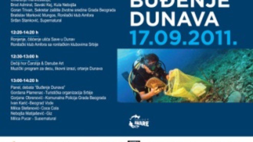 Buđenje Dunava 17.09.2011.