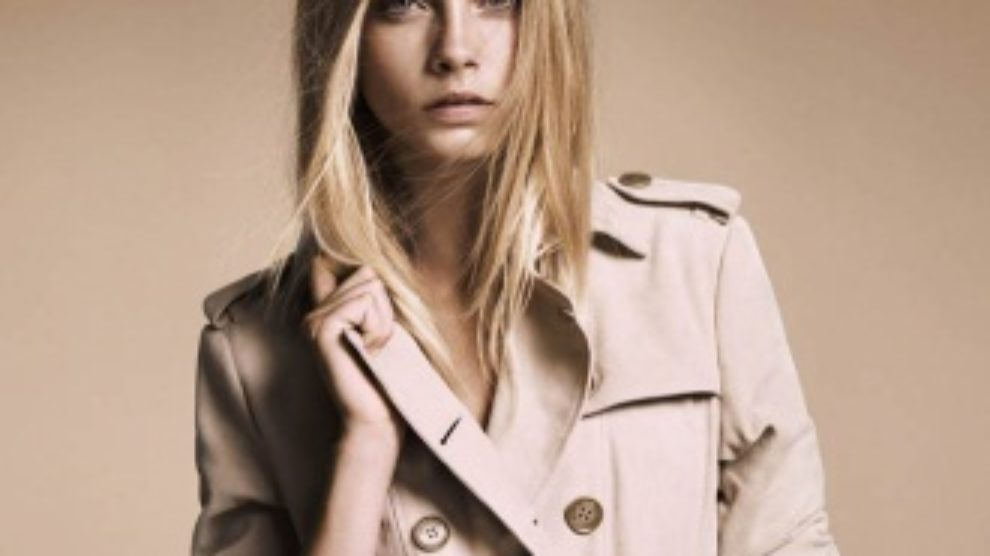 Burberry Nude Collection – jesen/zima 2011