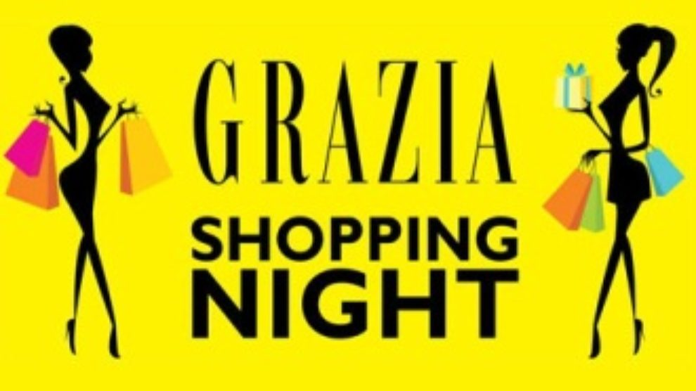 Grazia Shopping Night 07.10.2011.