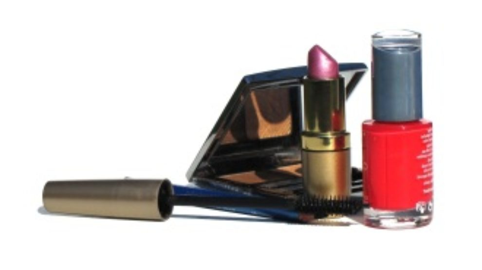 Očistite neseser za šminku