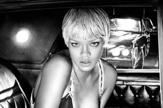 Rihanna je novo lice Armanija