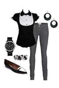 Smart Casual garderoba