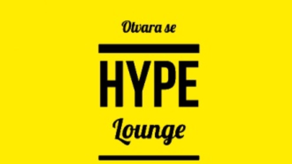 Novo in mesto u gradu Hype Lounge