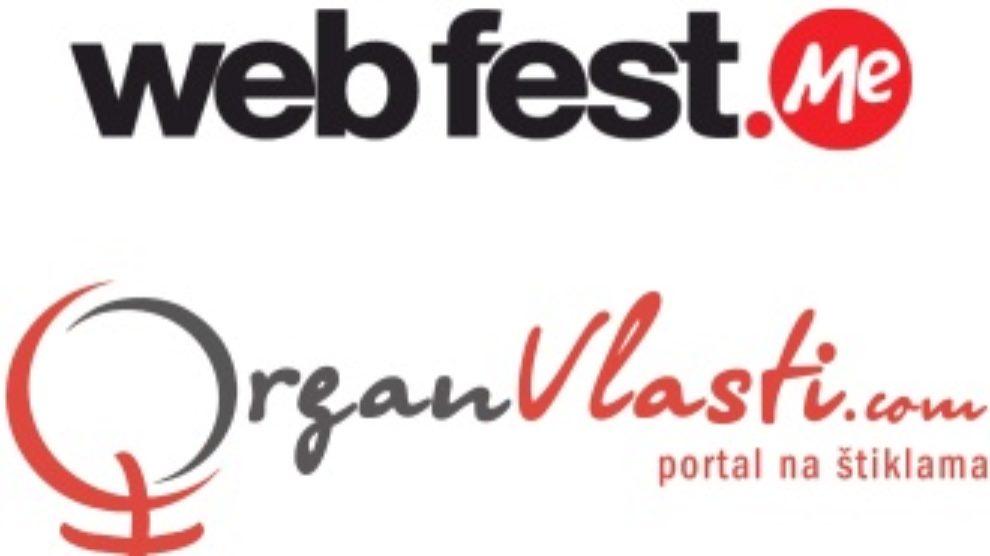 Organ Vlasti i na Web Festu!
