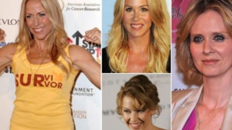 Poznate žene borci protiv raka dojke