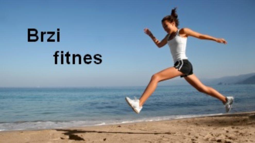 Brzi fitnes