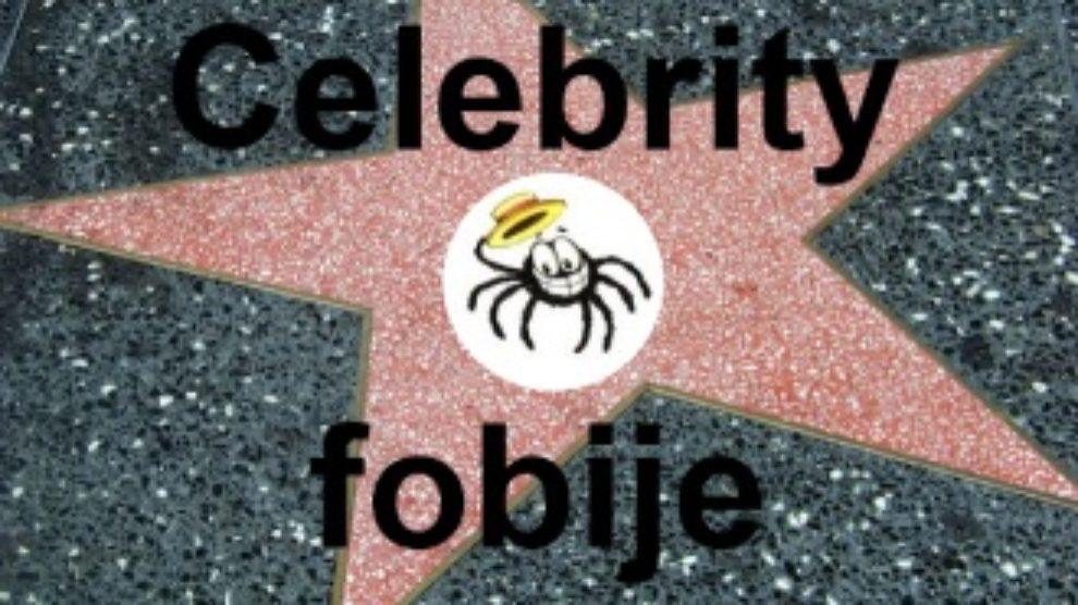 Celebrity fobije