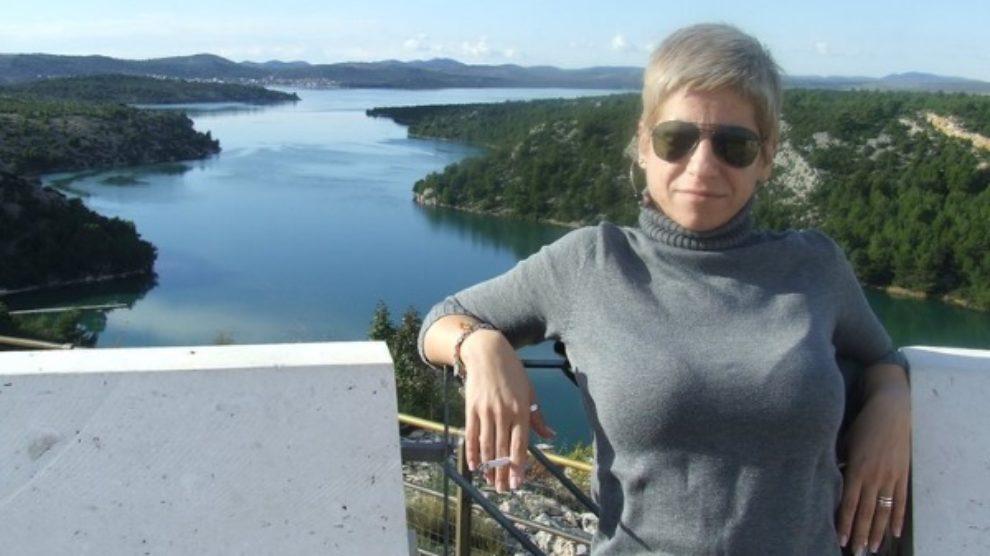 Žena sa  moodima – Danica Radišić