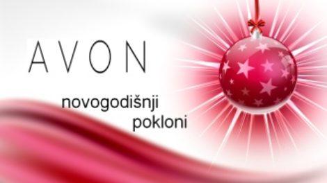 Novogodišnji pokloni – Avon