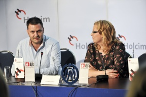 Jelena Đokić i Dejan Petrović
