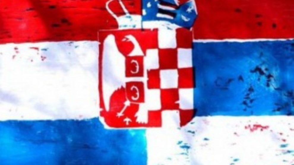 Akcija podrške prebijenim hrvatskim navijačima