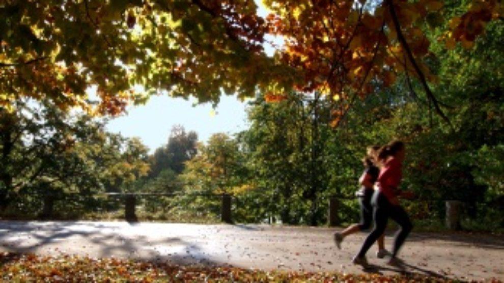 Blagodeti trčanja