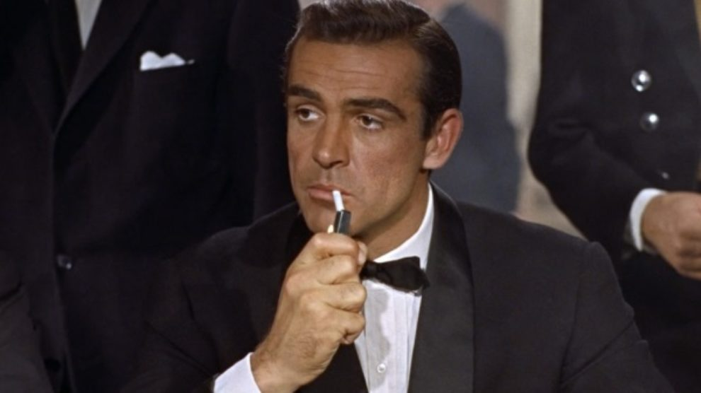 Savršen muškarac James Bond