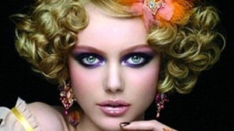 Make-up za proleće leto 2012